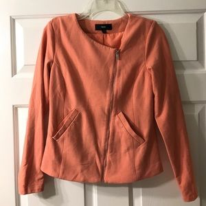 Mossimo burnt orange jacket